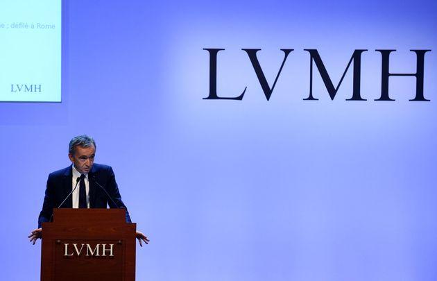 El grupo de moda LVMH sale de compras en el