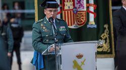 Interior cesa al coronel Pérez de los Cobos como jefe de la Guardia Civil en