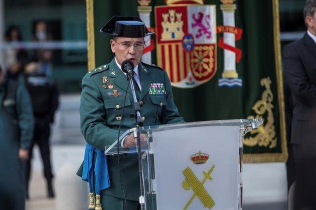 El coronel Diego Pérez de los