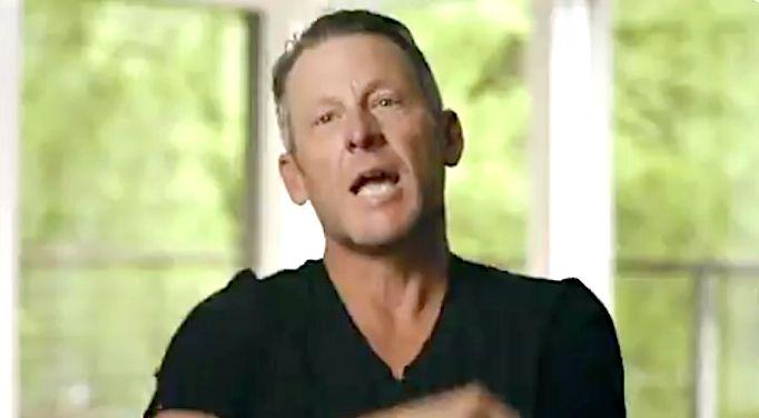 Lance Armstrong's Tour De F-Bomb In ESPN Doc Riles Up Critics