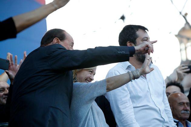 E il 2 giugno Matteo Salvini restò