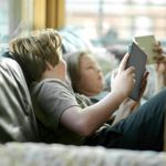 A Damage Control Guide For Parents Whose Kids Are On Screens All