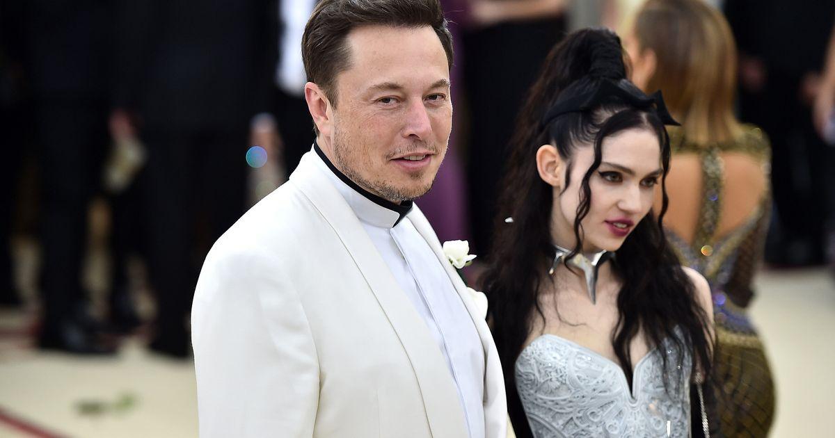 Grimes et Elon Musk ont dû changer le nom de leur fils (mais c'est toujours bizarre)