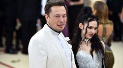 Grimes et Elon Musk ont dû changer le nom de leur fils (mais c'est toujours