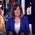 Lo que se ve en esta imagen del Telediario de TVE chirría mucho: solo unos pocos se han