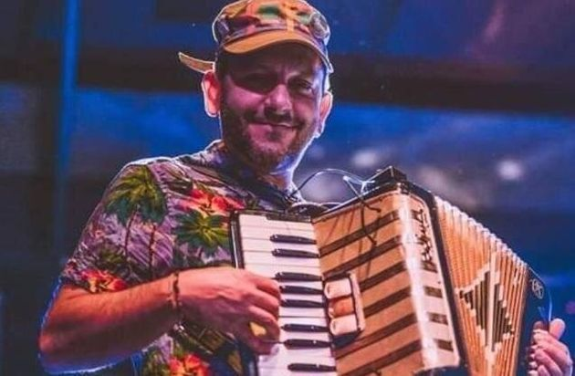El músico Javier