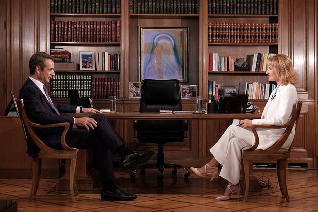 Μητσοτάκης: Εθνική επιτυχία η αντιμετώπιση της