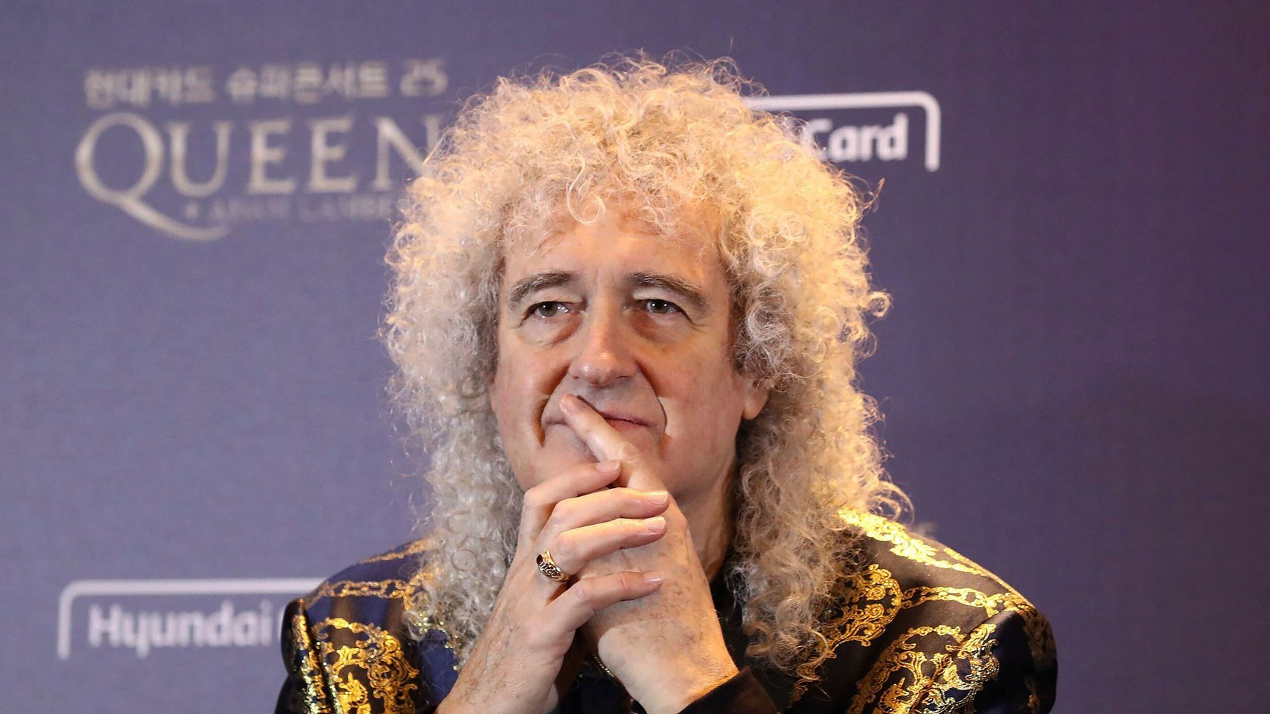 Queen Guitarist Brian May Recovering From Recent Heart Attack