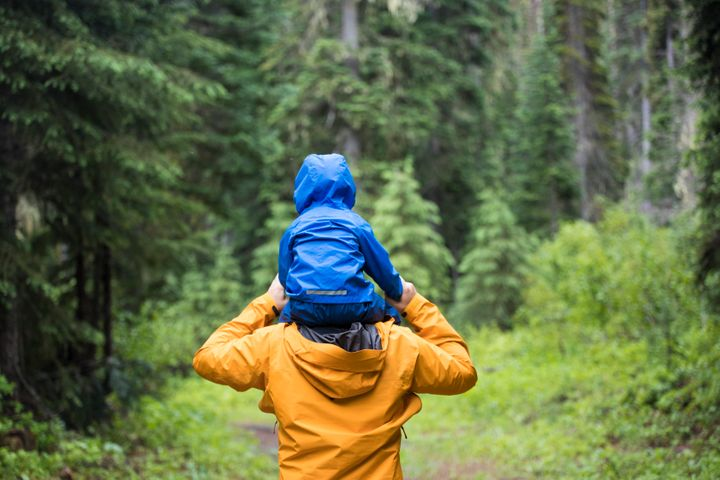 You might not have seen them in a while, but all those provincial parks in B.C. are still there, and perfect for family time.