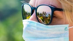 No, Sunlight Won't Disinfect Your Face Mask To Prevent