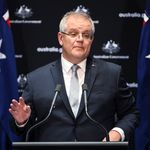 Economy Must Come Off COVID-19 'Life Support', Scott Morrison To