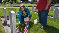 Memorial Day Observances Smaller, More Subdued During Pandemic