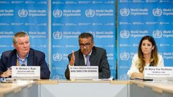 WHO Warns Of 'Second Peak' In Coronavirus Infections If Restrictions Lifted Too