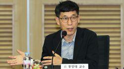 진중권이 윤미향 옹호한 일부 여성단체들 비판하며 한