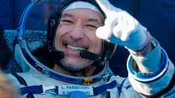 Le scuse di Luca Parmitano: