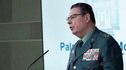 Dimite el 'número 2' de la Guardia Civil tras la destitución de Pérez de los