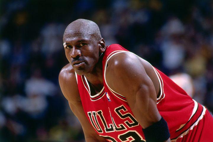 Michael Jordan, exjugador de los Chicago Bulls.