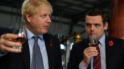 Dimite el subsecretario de Estado para Escocia por el escándalo