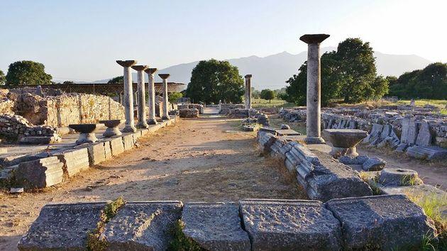 4ο Εργαστήριο Αρχαίου