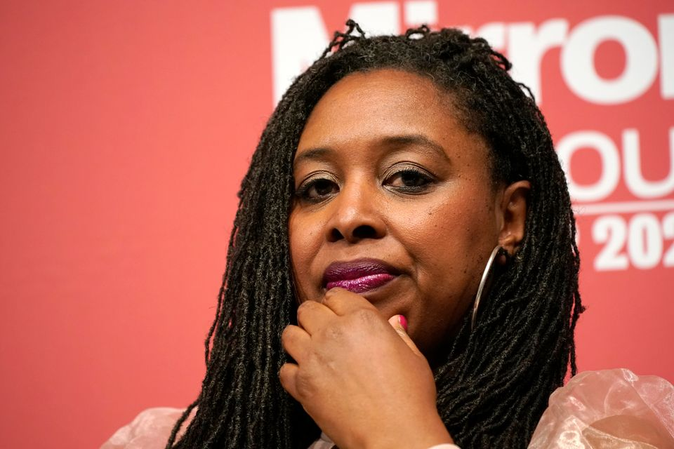 Dawn Butler pictured earlier this