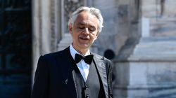 El tenor Andrea Bocelli tuvo el coronavirus y dona su plasma para la