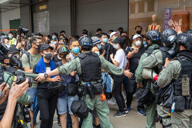 I timori della fine di Hong Kong per come la