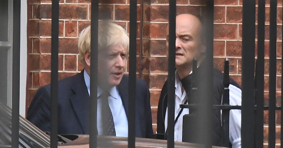 Why Boris Johnson Cannot Bear To Let Dominic Cummings Go