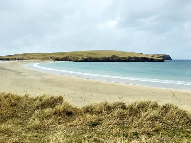 West Voe Beach, Shetlands