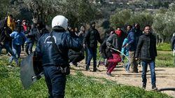 Μυτιλήνη: Αγρια συμπλοκή ανάμεσα σε ομάδες μεταναστών και προσφύγων - Ενας
