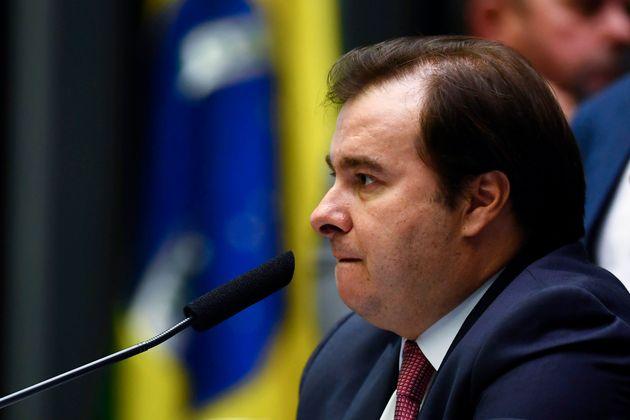 Rodrigo Maia (DEM-RJ) faz pronunciamento em defesa da relação harmoniosa entre os