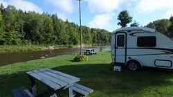Québec déconfinerait les campings dès le 1er