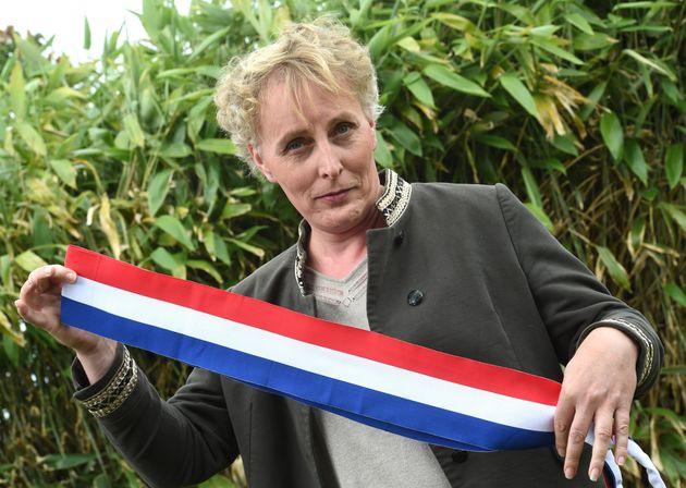 Marie Cau, primeira mulher trans eleita prefeita na
