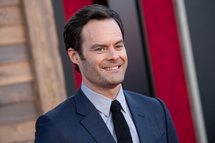 """Bill Hader attends the premiere of Warner Bros. Pictures """"It Chapter Two"""" at Regency Village Theatre on August 26, 2019 in Westwood, California."""