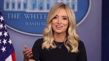 White House Press Secretary Defends Trump's Joe Scarborough Claims
