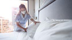 Experts Predict How Coronavirus May Change Hotel