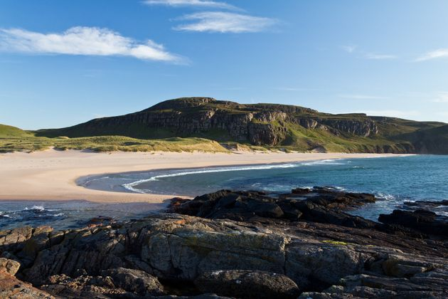 Sandwood Bay Beach, Sutherland, Scotland