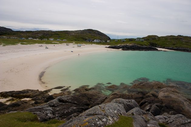Achmelvich Beach, Lochinver, Scotland