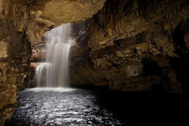 Smoo Cave, Sutherland, Scotland