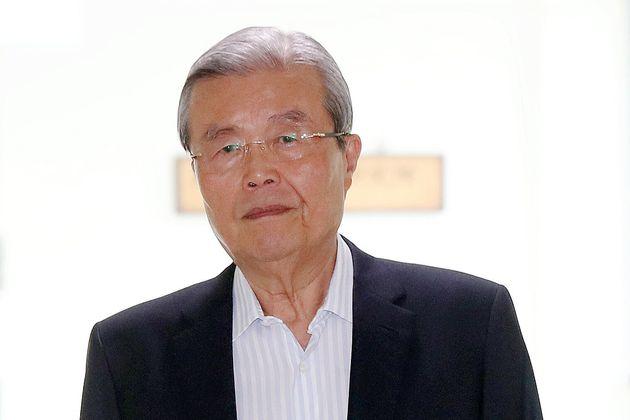 김종인 미래통합당 비대위원장