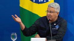 A despedida de Wanderson Oliveira do Ministério da Saúde: 'Tinha uma pedra no meio do