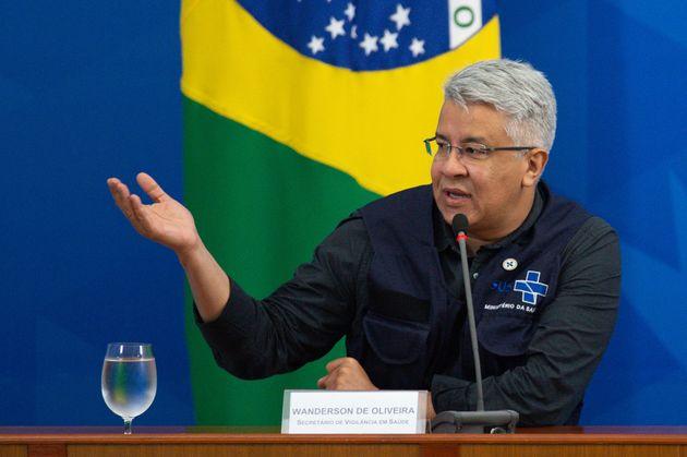 Wanderson Oliveira, um dos escudeiros do SUS no combate à