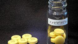 「アビガンで軽症9割回復」中間報告。アビガン使わない患者の治療結果はなく比較検証はできず