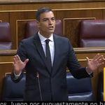 Pablo Casado tarda un minuto en criticar a Pedro Sánchez por lo que se ve en esta