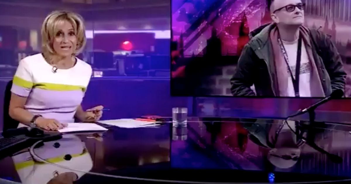 Newsnight's Emily Maitlis Praised For Extraordinary Monologue On Dominic Cummings Backlash