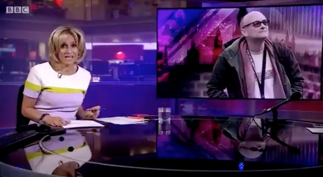 Newsnights Emily Maitlis Praised For Extraordinary Monologue On Dominic Cummings Backlash