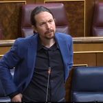 El duro reproche de Iglesias tras lo que se escuchó en el Congreso: