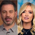 Jimmy Kimmel Rips Kayleigh McEnany's Latest Head-Spinning Defense Of