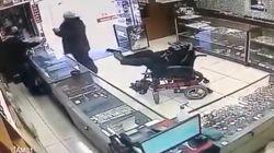 Βραζιλία: Ληστής με αναπηρικό καροτσάκι κρατούσε το όπλο με τα