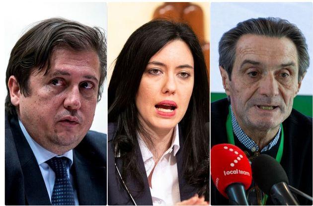 Pierpaolo Sileri, Lucia Azzolina, Attilio
