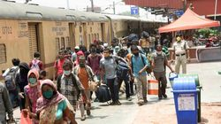 Railways Adds To Migrant Workers' Misery With Diverted